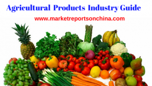 Agricultural Products Market Report