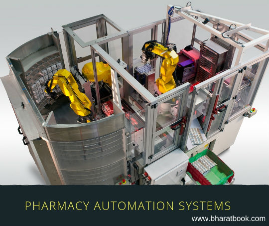 Pharmacy Automation Systems