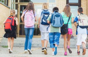 BACKPACKS, LUNCH KITS AND NOTEBOOK
